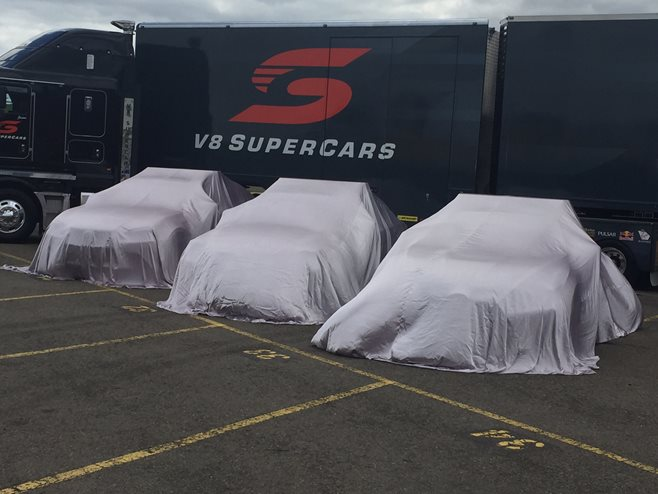 Lexus prepares to unveil its V8 Supercars pace cars