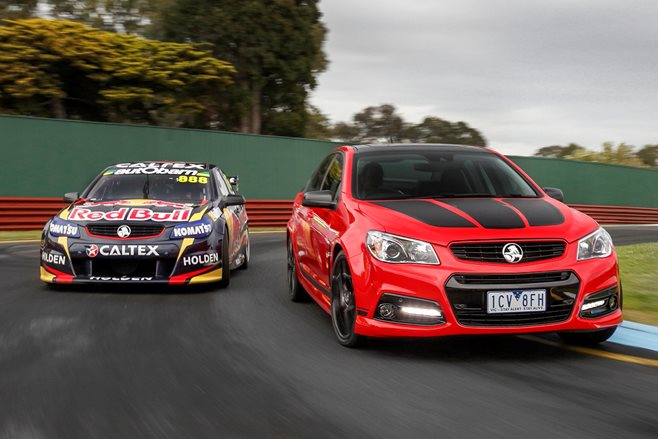 Holden's new MD 2015