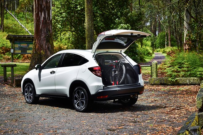 Honda HR-V review test drive