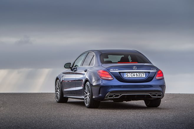 Mercedes-AMG C63 S review