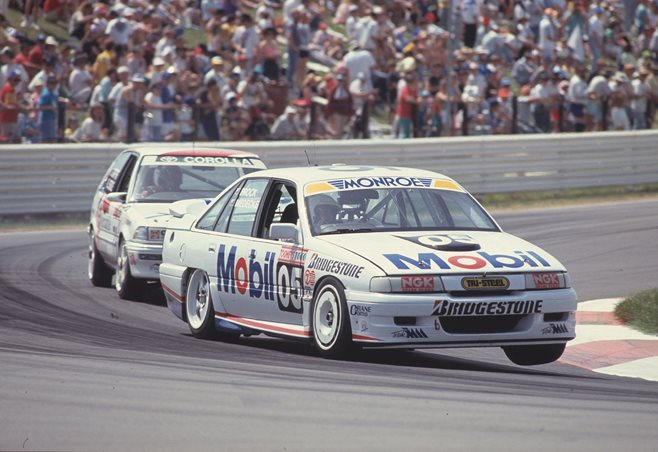 Peter Brock in pictures
