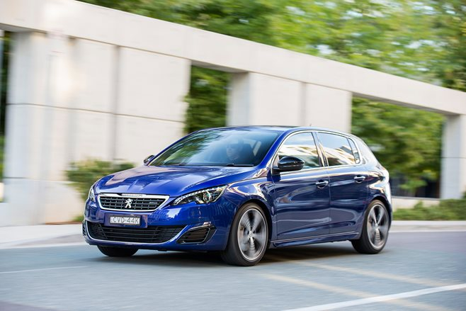 Peugeot 308 GT review first drive