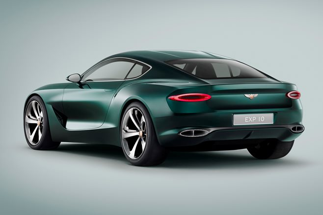 2015 Geneva Motor Show: Bentley EXP 10 Speed 6 Concept 2