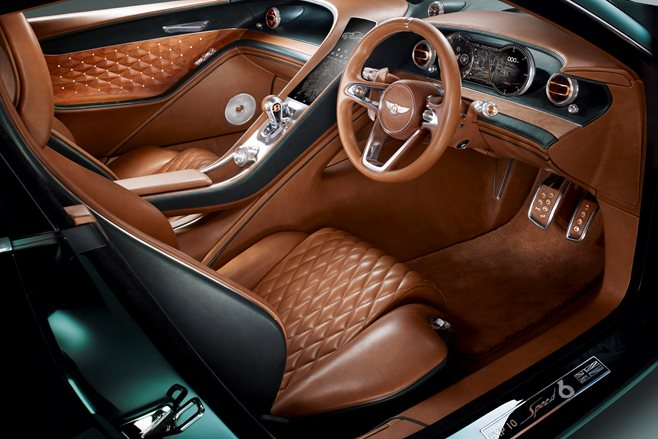 2015 Geneva Motor Show: Bentley EXP 10 Speed 6 Concept 6
