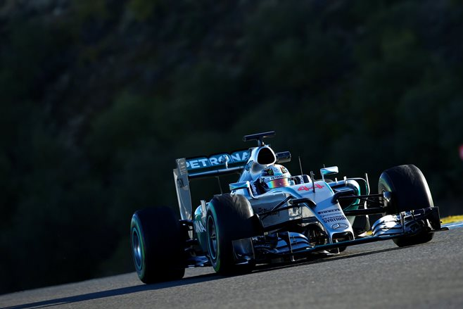 Testing times in Formula One 6
