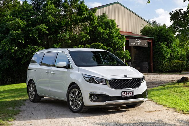 Kia Carnival review test drive