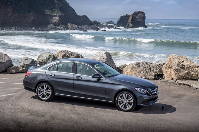 Mercedes-Benz C350e review test drive