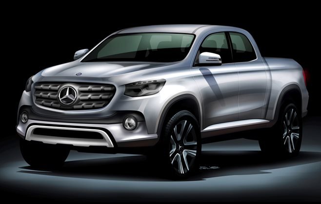 Mercedes-AMG Ute unlikely