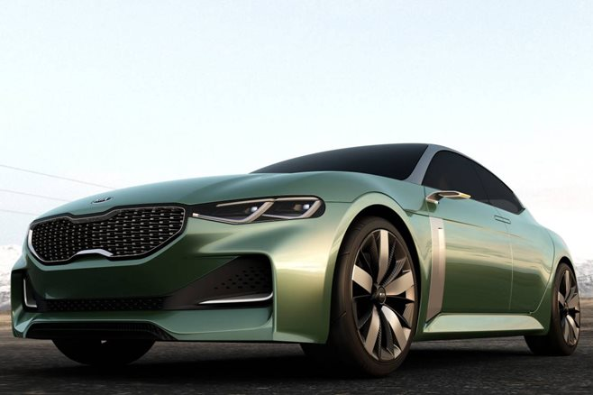 2015 Kia Novo first official pics 3