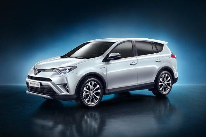 2015 Toyota RAV4 hybrid ruled out for Australia