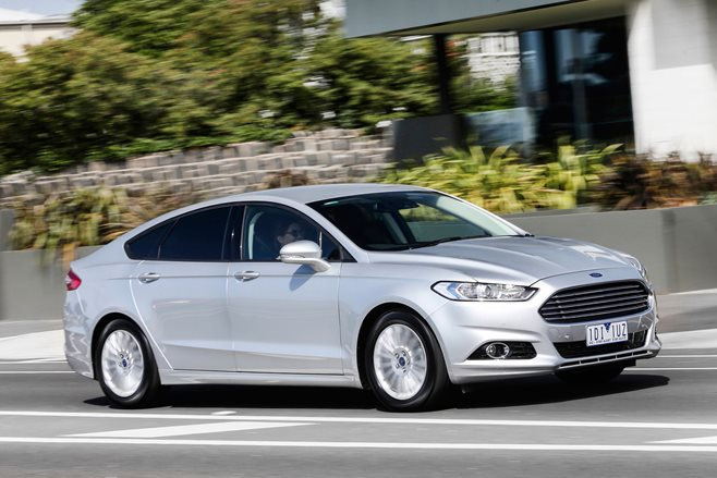 2015 Ford Mondeo review