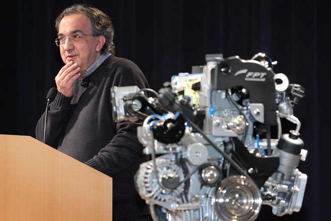 2015 Alfa Romeo engine annoucement