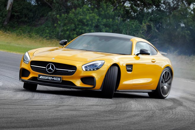 Mercedes-AMG GT S review