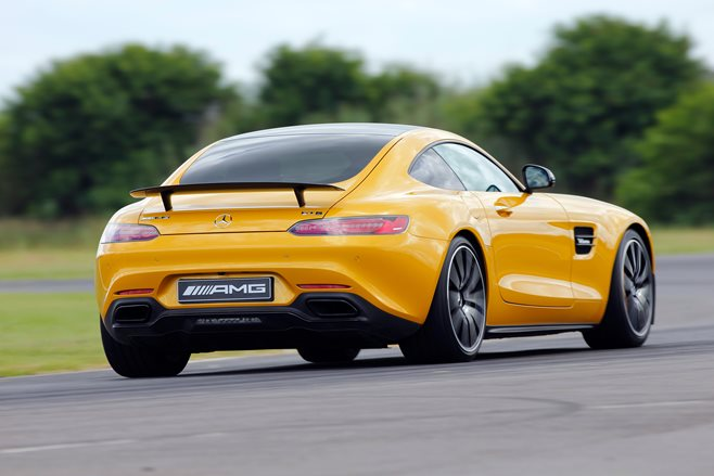 2015 Mercedes-AMG GT S review 2
