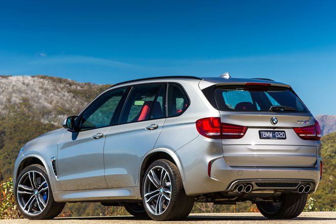 2015 BMW X5M review 2