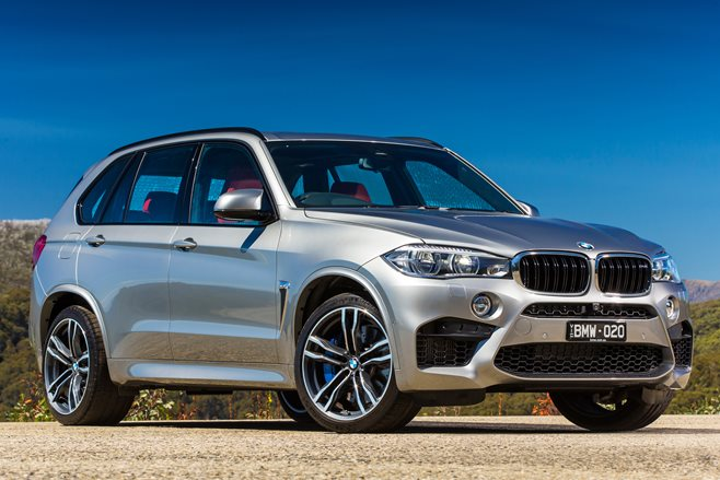 2015 BMW X5M review 3