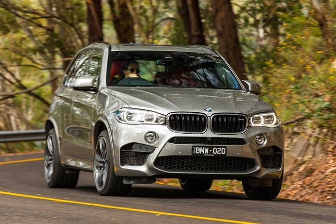 2015 BMW X5M review 5