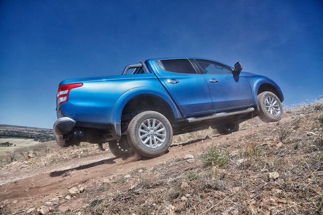 2015 Mitsubishi Triton review
