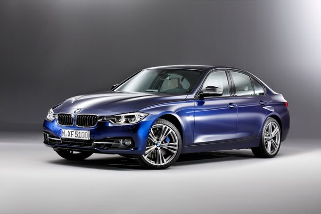 BMW 3 Series F30 facelift