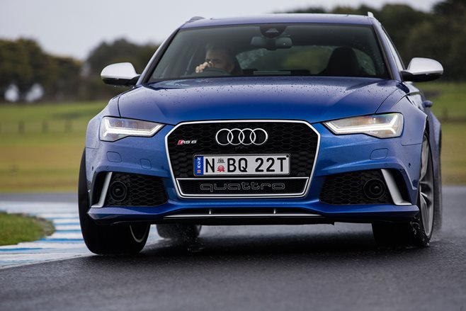 Audi RS6 Avant review
