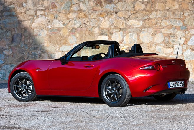 2015 Mazda MX-5 to start from $31,990 2