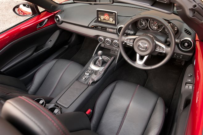 2015 Mazda MX-5 to start from $31,990 3