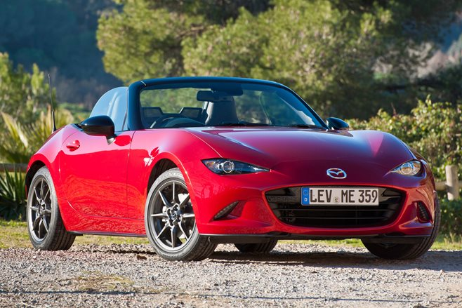 2015 Mazda MX-5 to start from $31,990 4