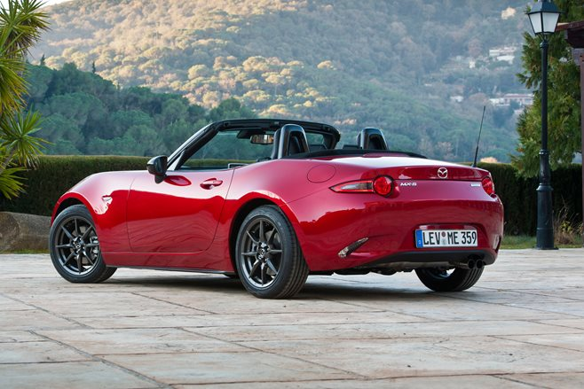 2015 Mazda MX-5 to start from $31,990 5