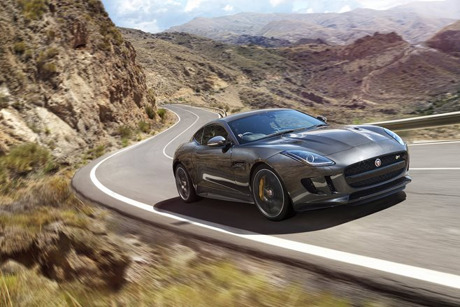 Jaguar F-Type AWD R Coupe review