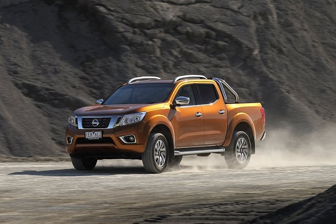 2015 Nissan Navara ST-X 4x4 review