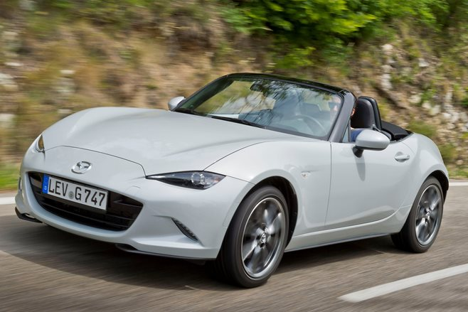 2015 Mazda MX-5 2.0-litre review