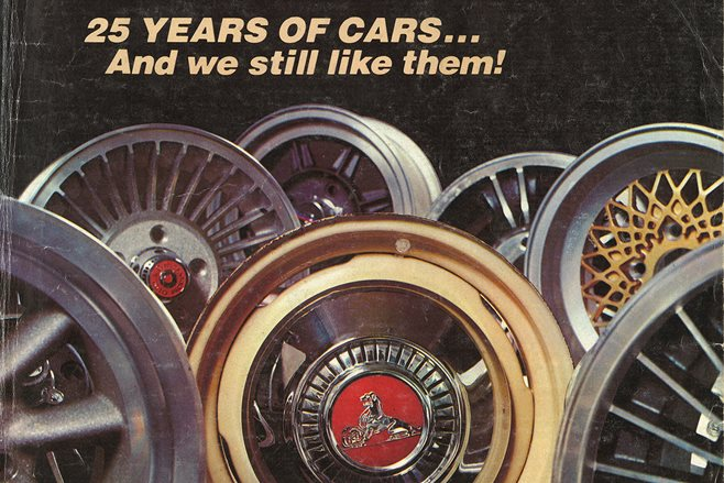 Wheels 25th Anniversary