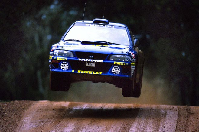 Subaru to return to motorsport