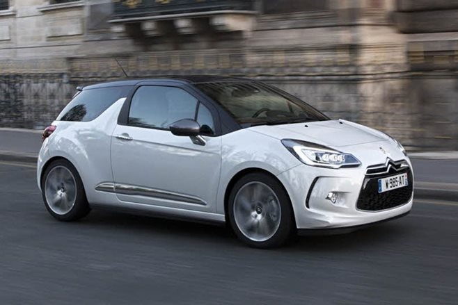 2015 Citroen DS3 DStyle automatic review