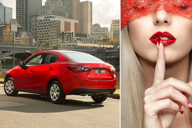 Toyota Corolla Mazda 2 and Ashley Madison
