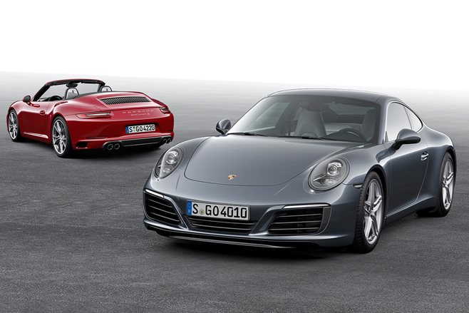Porsche 911 Carreras confirmed with 3.0-litre turbo engines