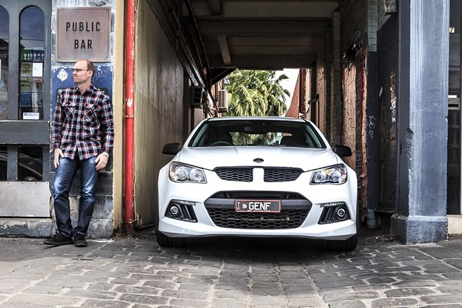 2015 HSV Clubsport R8 long-term car review