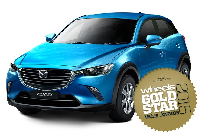 Baby SUVs: Gold Star Value Awards 2015