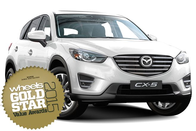 Compact SUVs under $70K: Gold Star Value Awards 2015
