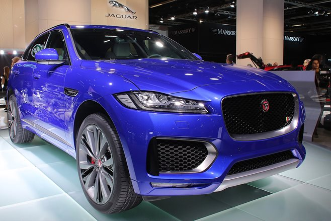 Jaguar says one F-Pace is SUV plenty