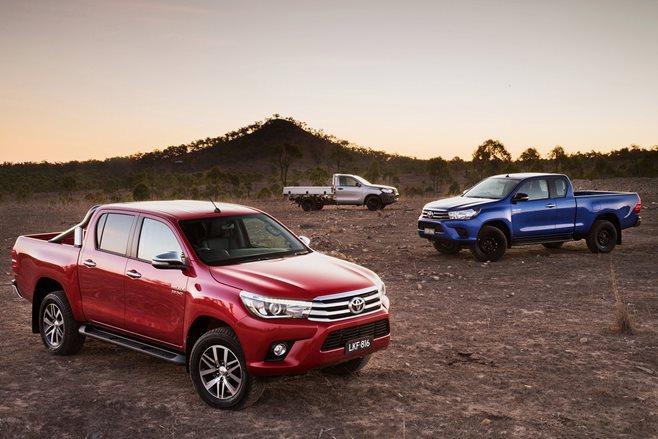 Toyota Hilux could outsell Toyota Corolla