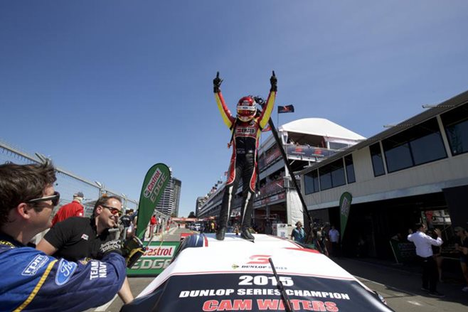 Winterbottom takes 2015 V8 Supercars title
