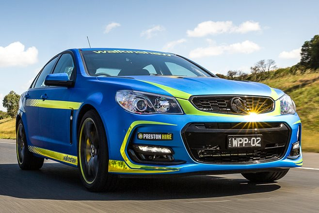 Walkinshaw Performance W547