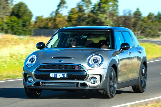 2015 Mini Clubman review