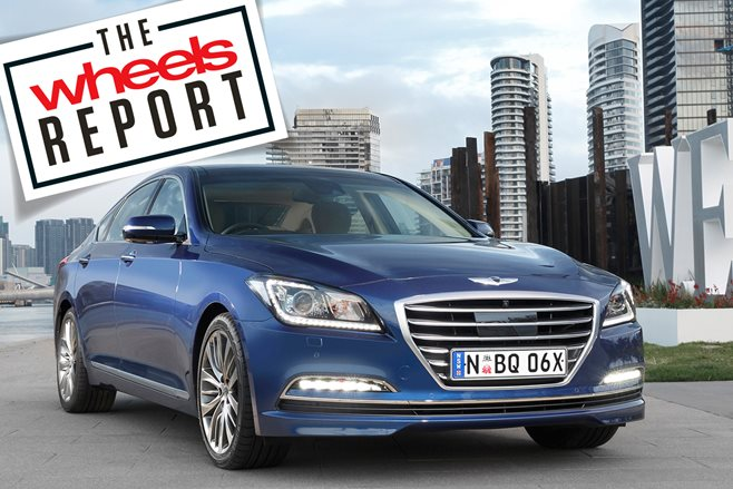 Hyundai - The Wheels Report 2015