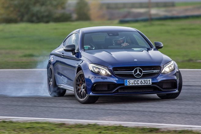 The Mercedes-Benz C-Class was the brand's best-selling model in 2015