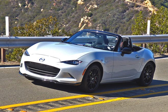 2016 Mazda MX-5 Club BBS Pack review