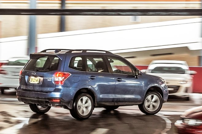 2015 Subaru Forester 2.0D-L long-term car review, part 5