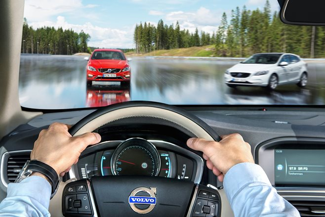Volvos new AstaZero test facility aiming to reduce road fatalities
