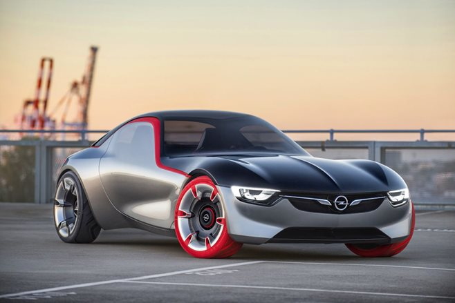 Opel GT hints at simpler, lighter sports-car future